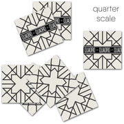 Vinyl Tile Stickers for Kitchen, Bathroom & Floors in Antioche