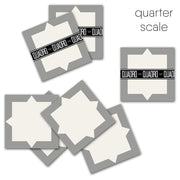 Vinyl Tile Stickers for Kitchen, Bathroom & Floors in Neptune