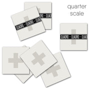 Vinyl Tile Stickers for Kitchen, Bathroom & Floors in Christo