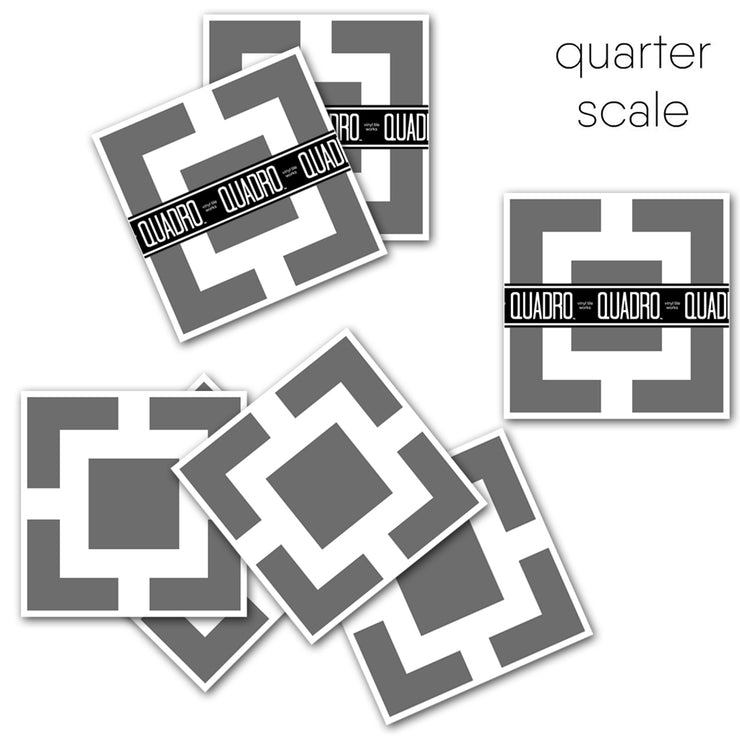 Vinyl Tile Stickers for Kitchen, Bathroom & Floors in Omega
