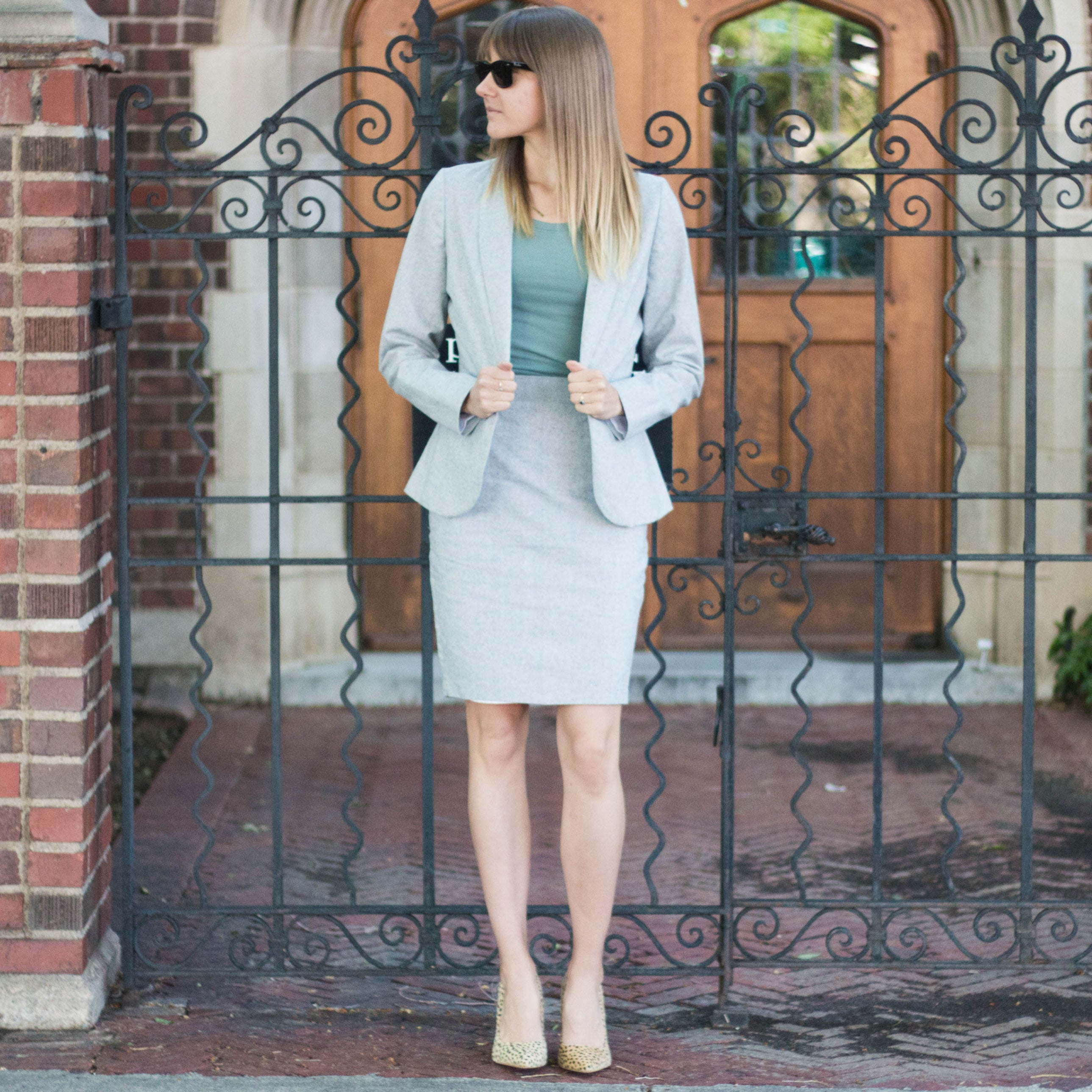 Natalie Fitted Blazer