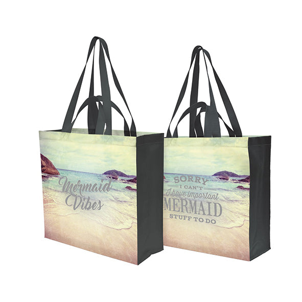 Sorry I Can't I Have Important Mermaid Stuff To Do Daily Tote