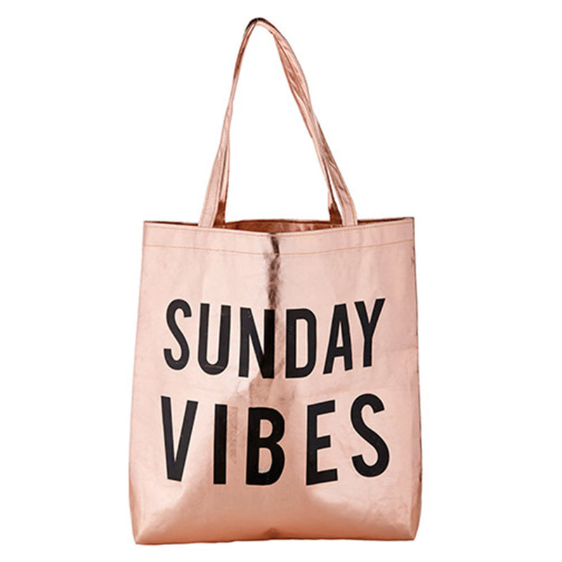 Sunday Vibes Tote