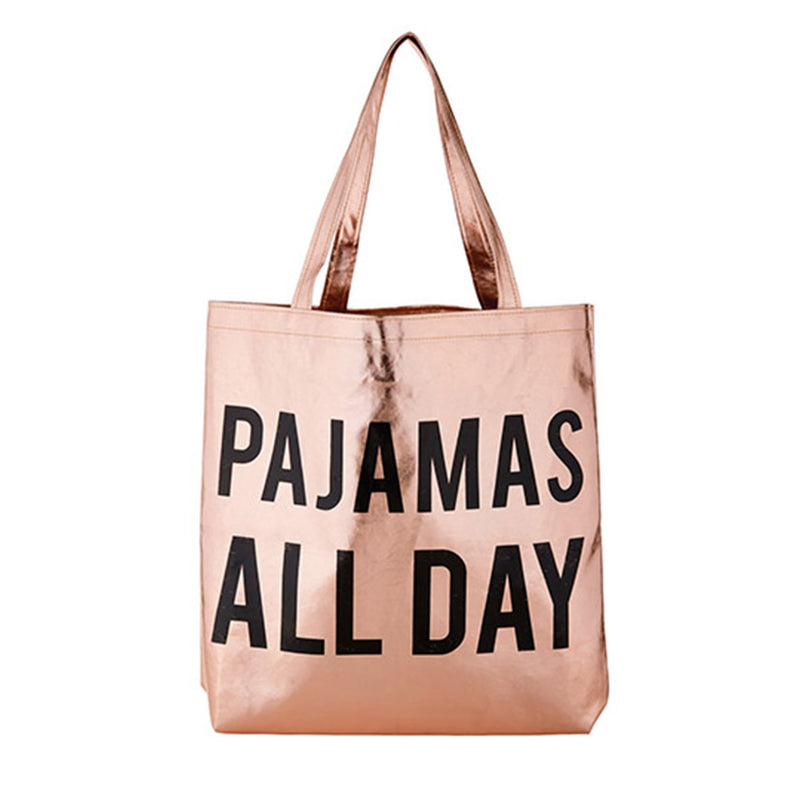 PAJAMAS ALL DAY TOTE