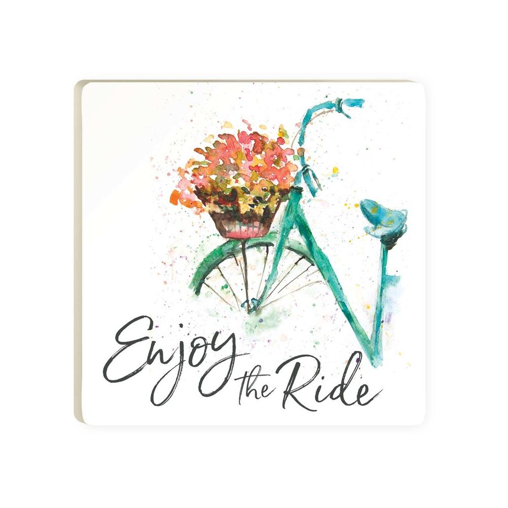 Enjoy The Ride Coaster - 19 Dollars Or Less