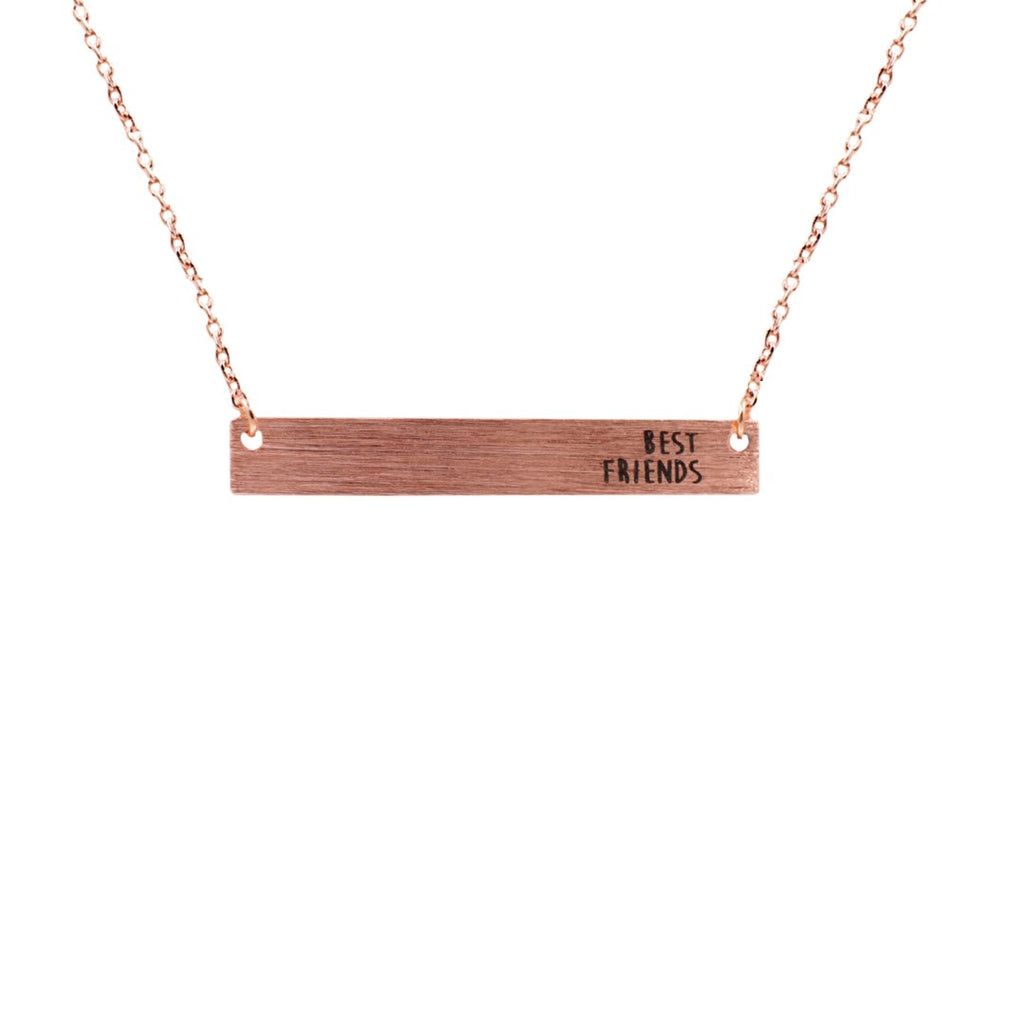 Best Friends Necklace - 19 Dollars Or Less