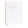 Marble White | Small Notebook