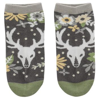 Deer Ankle Socks - 19 Dollars Or Less