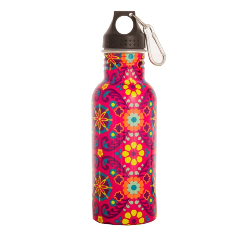 Berry Flora Fiesta Water Bottle - 19 Dollars Or Less