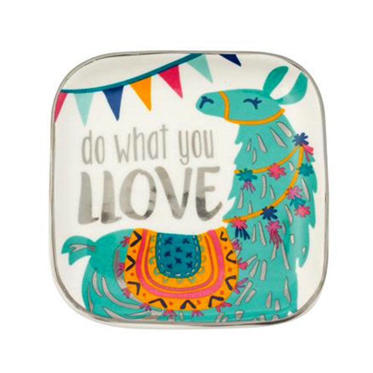 Do What You LLove Trinket Tray - 19 Dollars Or Less