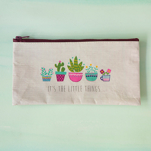 Little Things Pencil Pouch