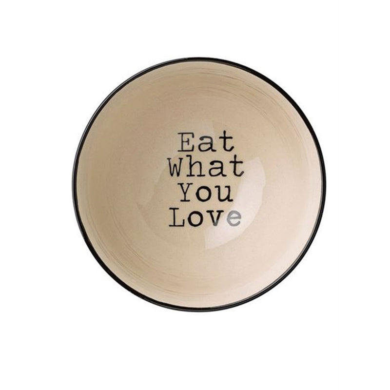 Eat What You Love Bowl - 19 Dollars Or Less