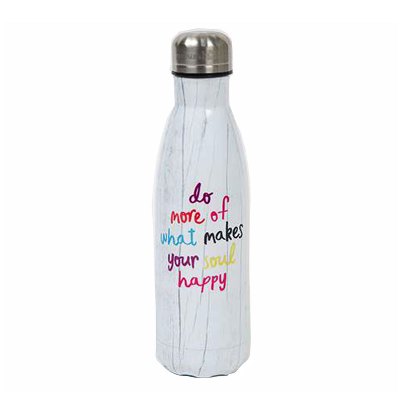 Do More of What Makes Your Soul Happy Water Bottle - 19 Dollars Or Less