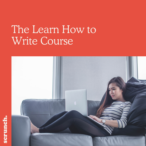 The Learn How to Write Course