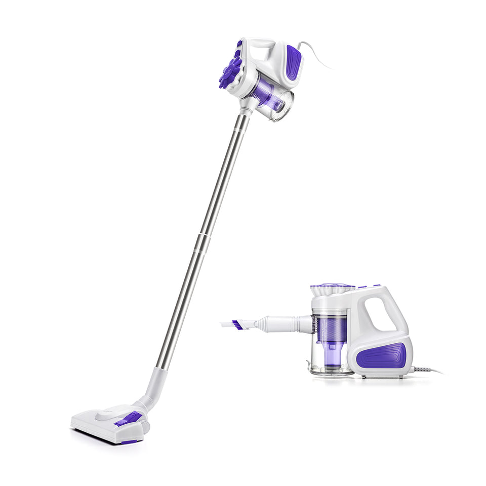 WP526-C Handheld Corded Vacuum Cleaner, Light and Low Noise