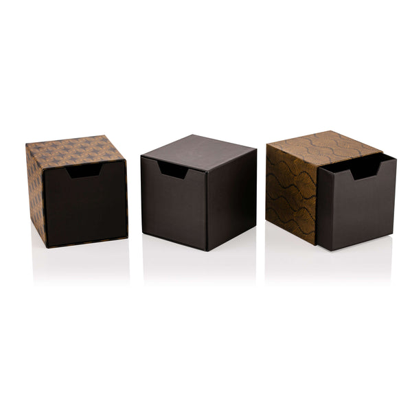Terra Rossa Cube Drawer Gift Boxes