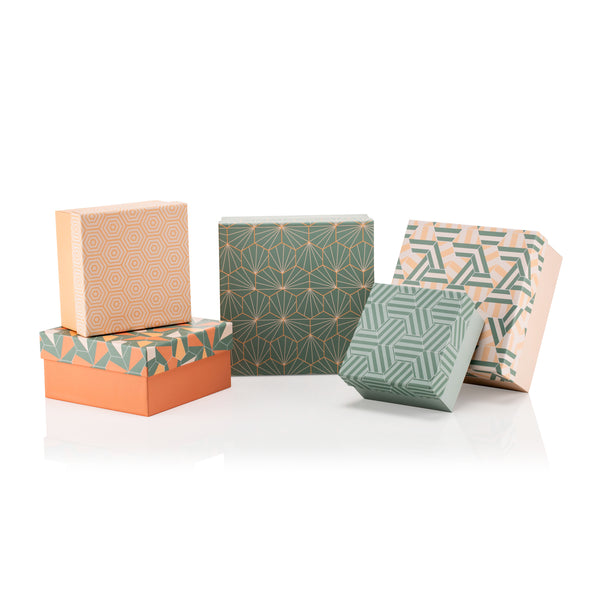 Tile Mild Square Box