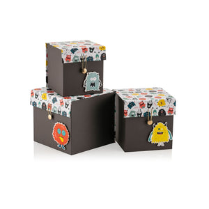 Monster Titus Box - Gift Box