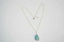 Load image into Gallery viewer, Wrapped Turquoise Necklace