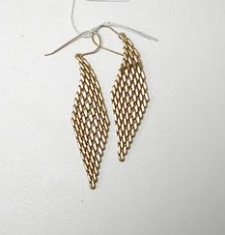 Small Chain Earrings
