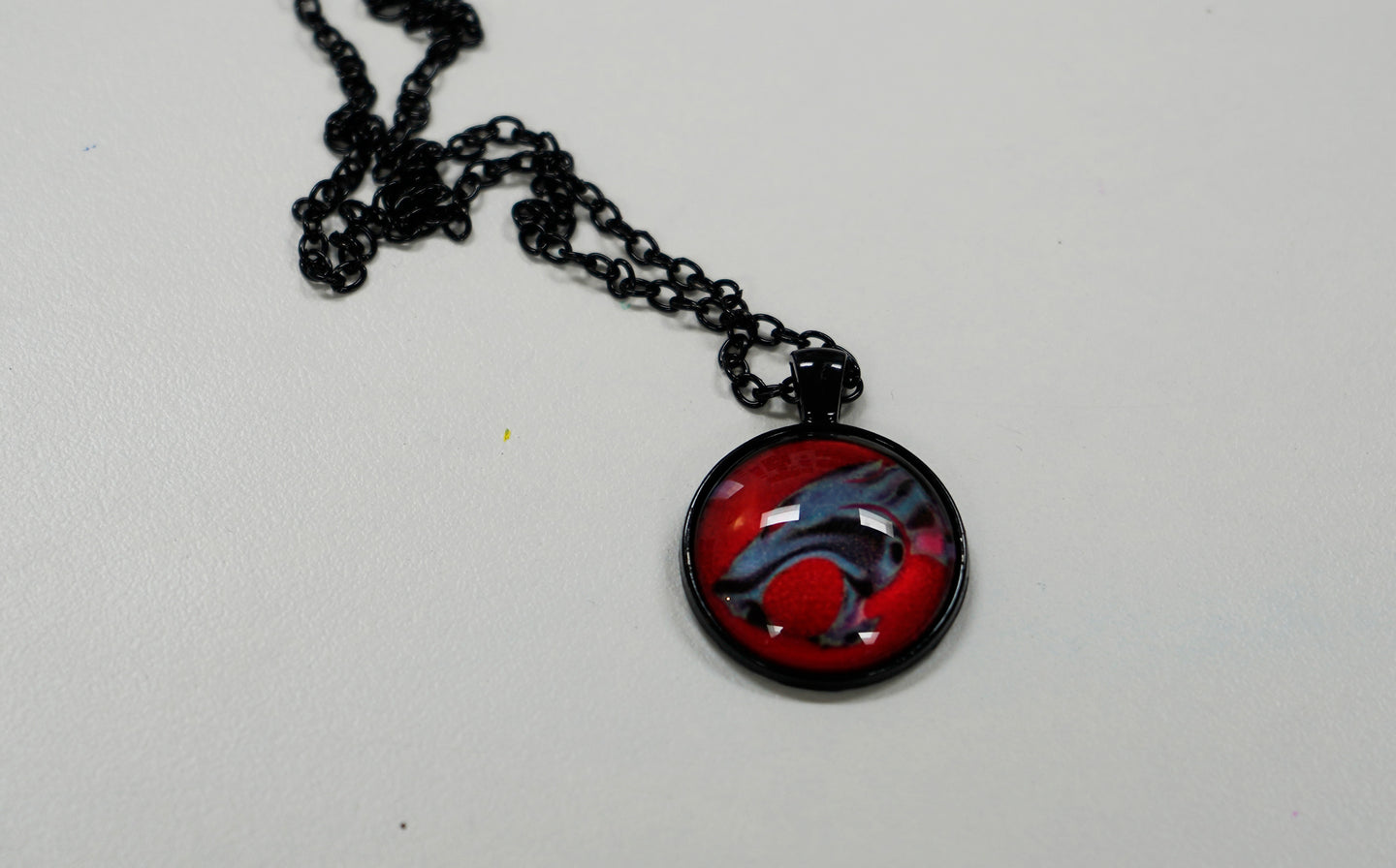 Thunder Cats Glass Pendant