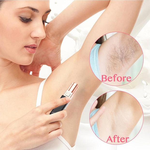 STNY™ Portable Electric Painless Hair Removal