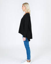 Curve || 3rd Story The Label Willow Long Sleeved Tee - Black