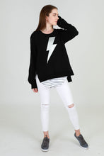 Lightning Jumper Ulverstone Lightening jumper 3rd Story Lightening Jumper Black Ulverstone Lightning BASIC STATE