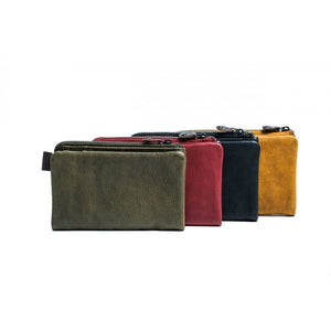 Rugged Hide - 'Aliya' Leather Wallet