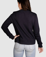 Apero Jumper Navy Apero Embroidered Jumper Navy Apero Jumper Apero Australia Basic State