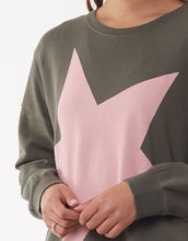Elm Clothing Elm Super Fleece Star Jumper Elm Star Jumper Elm Australian Stockist Basic State Elm Australia Stockist