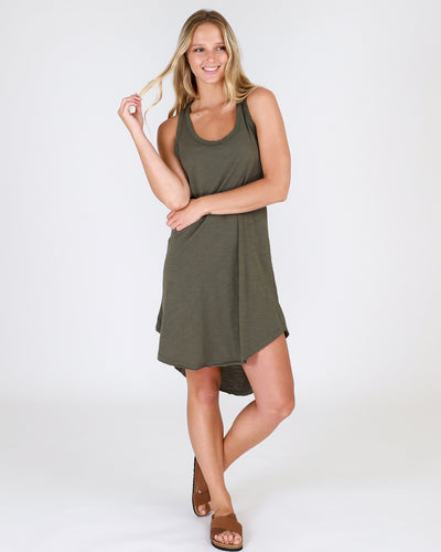 3rd Story Abercrombie Tunic Dress Basic State