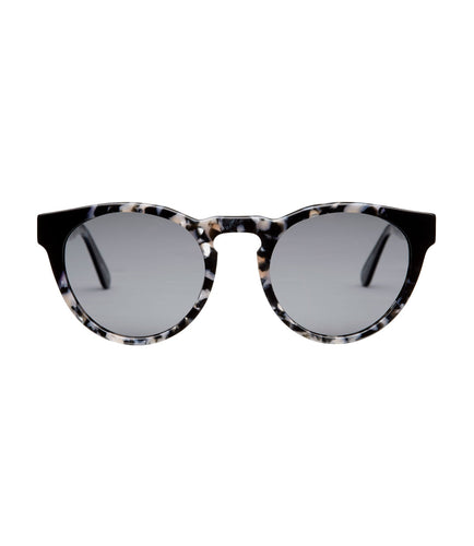 Basic State style traders Sunglasses life less common Simba Black Demi