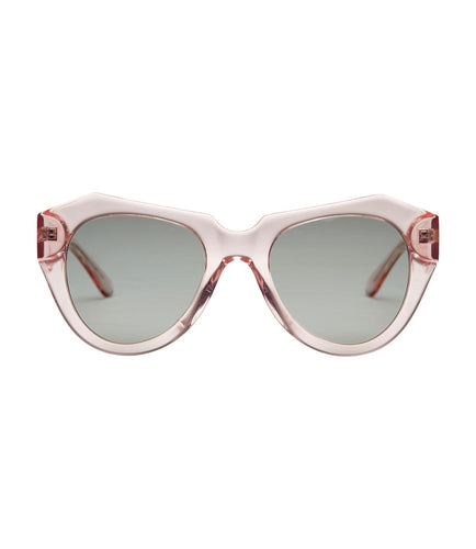 Basic State style traders Sunglasses life less common Magenta Blush