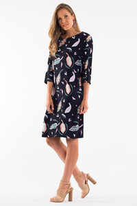 Elm Clothing || Spring Leaf Dress