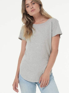 Charlotte Tee Cle Organic Clothing Cle Clothing Australian Stockist Cle Clothing Stockist Cle Clothing Cle Charlotte Tshirt Basic State Stockist