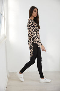 Leopard Print Grange Cartel & Willow Basic State