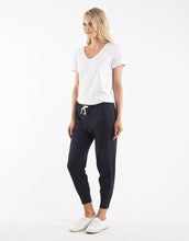 Buy Elm Fundamentals Wash Out Pants Washed Black Lounge Pants at Basic State Australia
