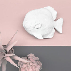 White Moose Fish Filet the Fish White Moose Fish Ornament Basic State White Moose Stockist