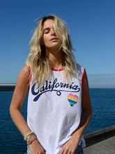 Hammill + Co Tank || California Ringer
