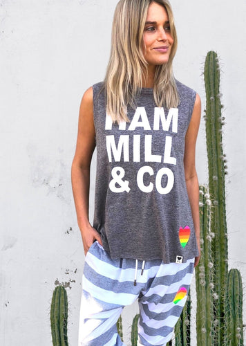 HAMMILL AND CO CHARCOAL TANK HAMMILL AND CO GREY MARLE LOGO TANK HAMMILL AND CO AUSTRALIAN STOCKIST HAMMILL AND CO LOGO TANK GREY HAMMILL AND CO LOGO TANK CHARCOAL HAMMILL AND CO STOCKIST HAMMILL AND CO MELBOURNE STOCKIST