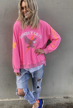 Hammill and co Stockist, Hammill and Co Australian Stockist, Hammill and co Sydney Stockist, Hammill and co Perth Stockist, Hammill and Co Brisbane Stockist, Hammill and co Melbourne Stockist, Hammill and co Eagle Sweater Hammill and co Pink Eagle Jumper Hammill and Co Pink More Love Jumper Pink Sweater Pink More Love Jumper Sunday Love Hammill and co Jumper