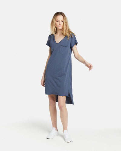 Jac & Mooki Tshirt Dress - Jac+Mooki Helena Dress - Basic State