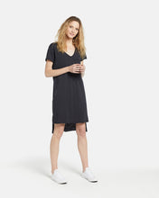 Jac & Mooki Helena Dress - Tshirt Dress - Jac+Mooki Helena Dress - Basic State