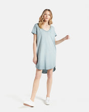 Jac & Mooki Naomi Tshirt Dress - Relaxed Fit Dress - Basic State
