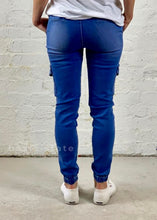 Joey Joggers True Blue Denim - Basic State Denim - Plus Size Clothing  - Jenny Joggers Jenni Joggers