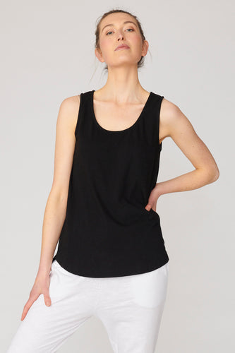 Plus Size || Lulu Organic Essentials - Miami Tank