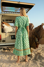 Miss June || Indah Dress - Green