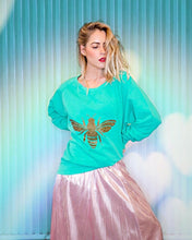 Buy Bee Jumper - Glitter Bee Sweater - Save the Bees - Basic State