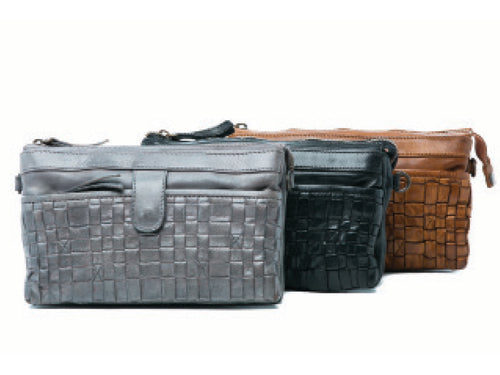 Rugged Hide Sadie Clutch and Crossbody Bag - Basic State Rugged Hide Australian Stockist